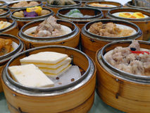 Dim Sum in Guangzhou Royalty Free Stock Photography