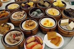 Dim Sum in Guangzhou Stock Image