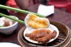 Dim sum, Hong Kong Royalty Free Stock Images