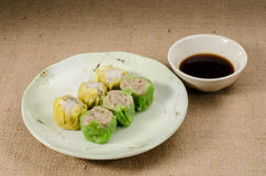 Dim sum Royalty Free Stock Photography