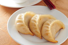 Dim sum pork dumpling Royalty Free Stock Photo