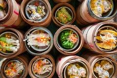 Dim Sum - Yum Cha imagem de stock