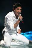 Dima 2008 Eurovision Rosji Zdjęcia Stock