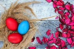 Dimanche de Pâques catholique de Pâques et dimanche de Pâques orthodoxe Images libres de droits