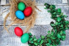 Dimanche de Pâques catholique de Pâques et dimanche de Pâques orthodoxe Photo stock