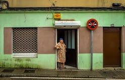 Dimanche paresseux matins - Vigo photographie stock libre de droits