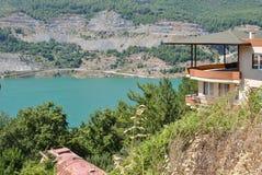 Dimcay jeziorny Alanya Turcja Obraz Stock