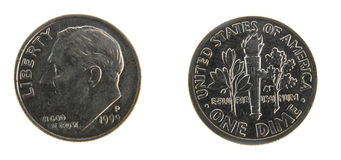 Dime Stock Images