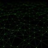 Dimensión de una variable abstracta Fotografía de archivo libre de regalías