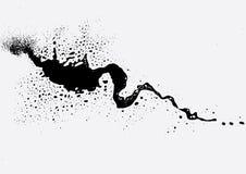 Dimensión de una variable abstracta Fotos de archivo