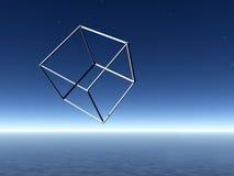 Dimensión de una variable imposible. Imagen de archivo