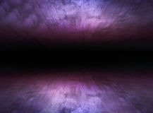 Dimension in darkness texture background Stock Photography