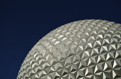 Dimensional Ball Royalty Free Stock Photo