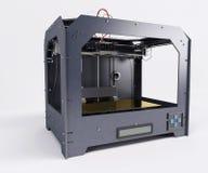 3 Dimensional  Printer Stock Photography