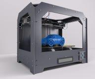 3 Dimensional  Printer Royalty Free Stock Images