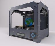 3 Dimensional  Printer Royalty Free Stock Image