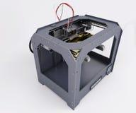 3 Dimensional  Printer. 3D Render of 3 Dimensional  Printer Stock Photography