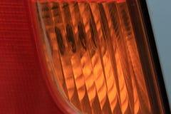 Dimensional taillights samochód i reflektory zdjęcia royalty free