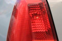 Dimensional taillights samochód i reflektory zdjęcie stock