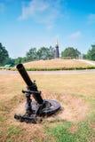Dimensione del cannone 42 millimetri Fotografia Stock
