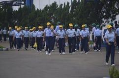DIMENSIONE DI ECONOMIA DELL'INDONESIA Fotografia Stock