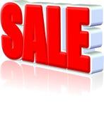 Dimensione di vendita tre royalty illustrazione gratis