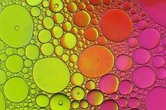 Dimensiones de una variable abstractas Imagen de archivo