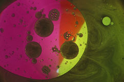 Dimensiones de una variable abstractas Fotografía de archivo libre de regalías