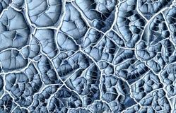 Dimensiones de una variable abstractas azules fotos de archivo libres de regalías