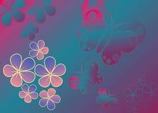 Dimensiones de una variable del vector Foto de archivo libre de regalías