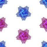 Dimensiones de una variable geométricas Imágenes de archivo libres de regalías