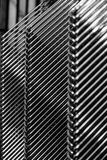 Dimensiones de una variable geométricas Foto de archivo
