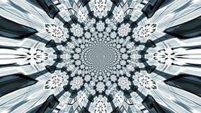 Dimensiones de una variable geométricas abstractas stock de ilustración