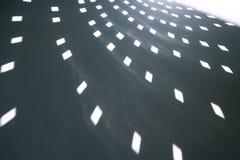 Dimensiones de una variable ligeras del glitterball fotografía de archivo libre de regalías
