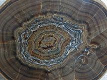 Dimensiones de una variable naturales Minerales y texturas y fondos semipreciosos de las piedras Fotografía de archivo libre de regalías