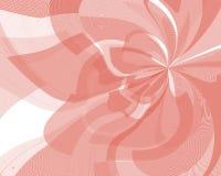 Dimensiones de una variable rojas Foto de archivo libre de regalías