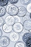 Dimes Royalty Free Stock Photography