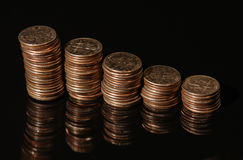 Dimes Stock Image