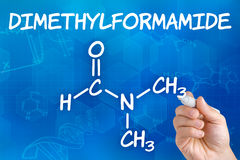 Dimethylformamide Royalty Free Stock Photography