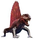 Dimetrodon Arkivfoton