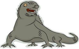 Dimetrodon Dinosaur Royalty Free Stock Image
