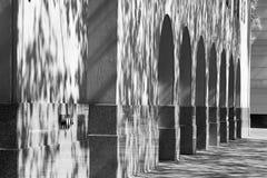 Diminishing Arches stock images