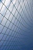 Diminishing net. Against blue sky Stock Photo