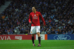 Dimitar Berbatov Royalty-vrije Stock Foto