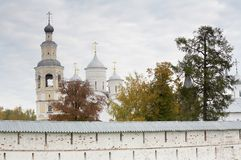 dimitriev prilutskiy spaso μοναστηριών Στοκ εικόνες με δικαίωμα ελεύθερης χρήσης