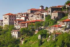 Dimitsana, Grecia Foto de archivo