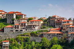 Dimitsana, Grecia Foto de archivo libre de regalías