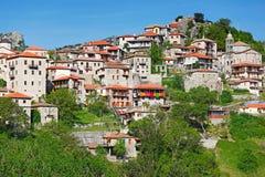 Dimitsana, Grecia Fotos de archivo libres de regalías