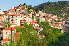 Dimitsana, Grecia Fotografía de archivo libre de regalías