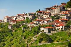 Dimitsana, Grecia Imágenes de archivo libres de regalías